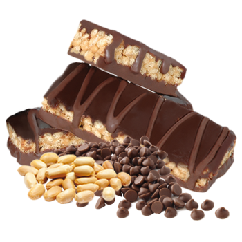 Peanut Butter and Chocolate Bar